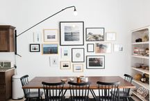 Gallery wall / by Corey Borden