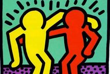 ARTIST✿Keith Haring… & many more
