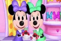 Minnie Bowtique  / Minnie Mouse and Daisy Duck things