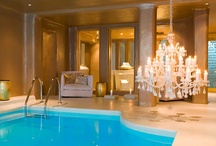 Pampering / Stylish spas / by Mr & Mrs Smith