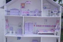 casitas de mi muñecas