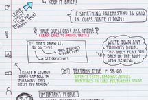 School - Visual Note Taking Noodling