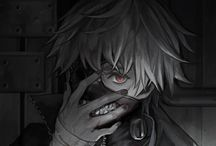 Tokyo Ghoul~♡ / Kaneki Ken is FOREVER MINE~ ♡  (Please credit this account when repinning. Thank You!)