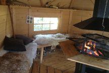 Domki Grillowe / Domek grillowy jest przeznaczony do użytkowania przez cały rok, co daje mu przewagę nad wszystkimi altankami z których można korzystać tylko w okresie letnim