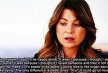 Grey's anatomy♡ | quotes