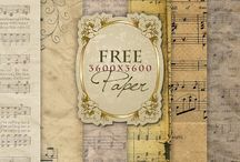 Scrap Freebies / by DigiScrapCafe.com