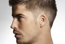 men's hair short