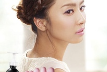 Make up & hairstyle / by ThuyVy Duong