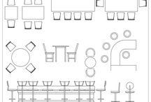 Floorplans/Cadblocks/Stencils