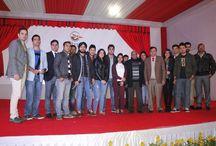 Alumni Meet 18 Jan 2014 / Alumni Meet was organised in the Uiversity.
