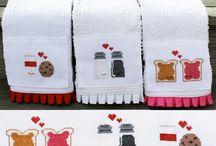 towel borders