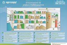 Infografias agrozapp / Infografias sobre agricultura Agriculture infographics