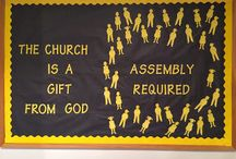 BIBLE: Bulletin Boards / by Kristina Smith