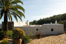 Ibiza Architecture / Original and modern architecture on the white island.