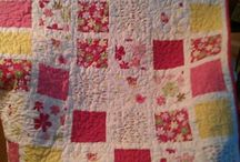 Quilting / by Lisa Ury-Wallace