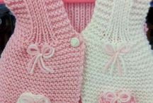 háčkování a pletení pro Anetku
