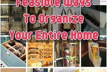 organising your house