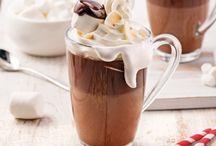 Chocolats chauds, cafés et Cie