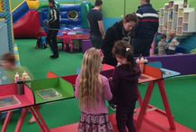 Fun Depot / Welcome to the FUNDEPOT.  Your one-stop kids and parents entertainment center. Kids Play, Parents Relax.   Fun Depot for the Kids, Café Depot for all and upcoming Nail Depot for parents!