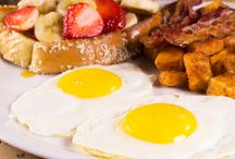 Food: Breakfast, Lunches & Brunches