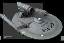 Star Trek Anthology Ships / Vessels that appear in Star Trek Anthology series