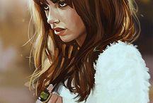 Sexy Women - Digital Painting