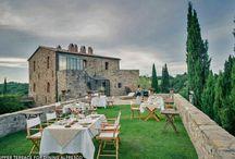 Celebrating Together at a Luxury Italian Villa