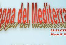 Coppa del Mediterraneo / Prove di caccia pratica su selvaggina naturale (SENZA ABBATTIMENTO) Razze da ferma Continentali e Britannici Categorie Individuali e Squadre - 22 e 23 ottobre 2014 - Pieve Santo Stefano (AR)