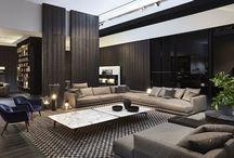 Glamorous house ideas