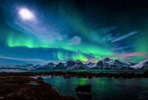 Northern Lights around Lyngenfjord / Great photo's of Northern Lights/Aurora Borealis in Lyngenfjord