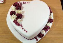 Herz Kuchen