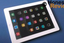 TABLETS REVIEWS / Hands-on reviews of android, iOS and Windowws 8 & Windows 8.1 tablets.