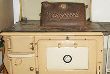 Vintage Kitchens and Stoves / I love these old stoves and kitchen appliances. I sometimes think that I live in the wrong era.  Just sayin'. / by Backdoor Survival