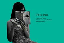 bibliophile / by Mary Rondeau