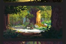 Backgrounds - Nature