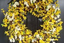 wreaths / by Brenda Johnson
