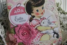 Easter Cards and Paper Crafts
