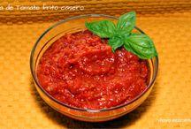 Recetas de salsas y guarniciones / Recetas de cocina fácil, recetas de salsas, guarniciones y acompañamientos.