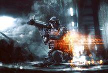 Battlefield games