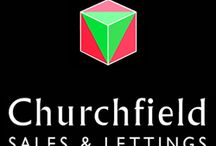 Churchfield Estate Agents / A selection of pictures of our office and team.
