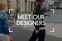 MEET THE DESIGNER / #Meetthedesigner #designersbio #inspirational