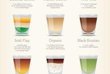Bebidas y Tragos / Comidas