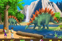 Découvrir les dinosaures