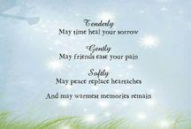 Grief Prayers
