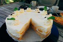 Taarten en taartjes