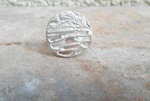 Divinas joyas de metal! / Silver plated designs