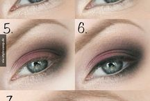 make up augen