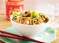 Chinese food / by Judy Hull