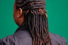 Dred styles / by Tonya Sampson