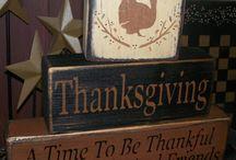 Thanksgiving / by Sandy Greene-Slaick